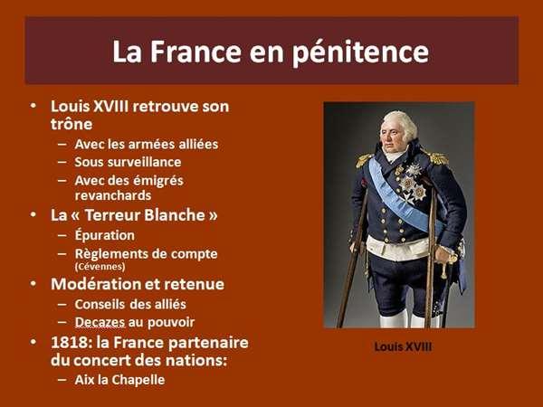"""""""L'Europe de la Sainte Alliance (1815-1855)"""" une conférence de Robert Fries"""