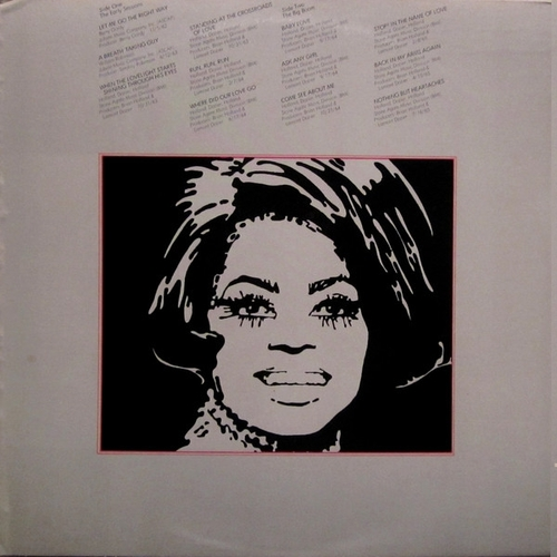"Diana Ross & The Supremes : Album "" Anthology "" Motown Records M9-794A3 [US]"