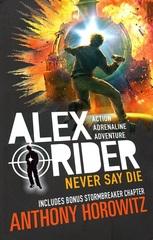 Alex Rider, tome 11