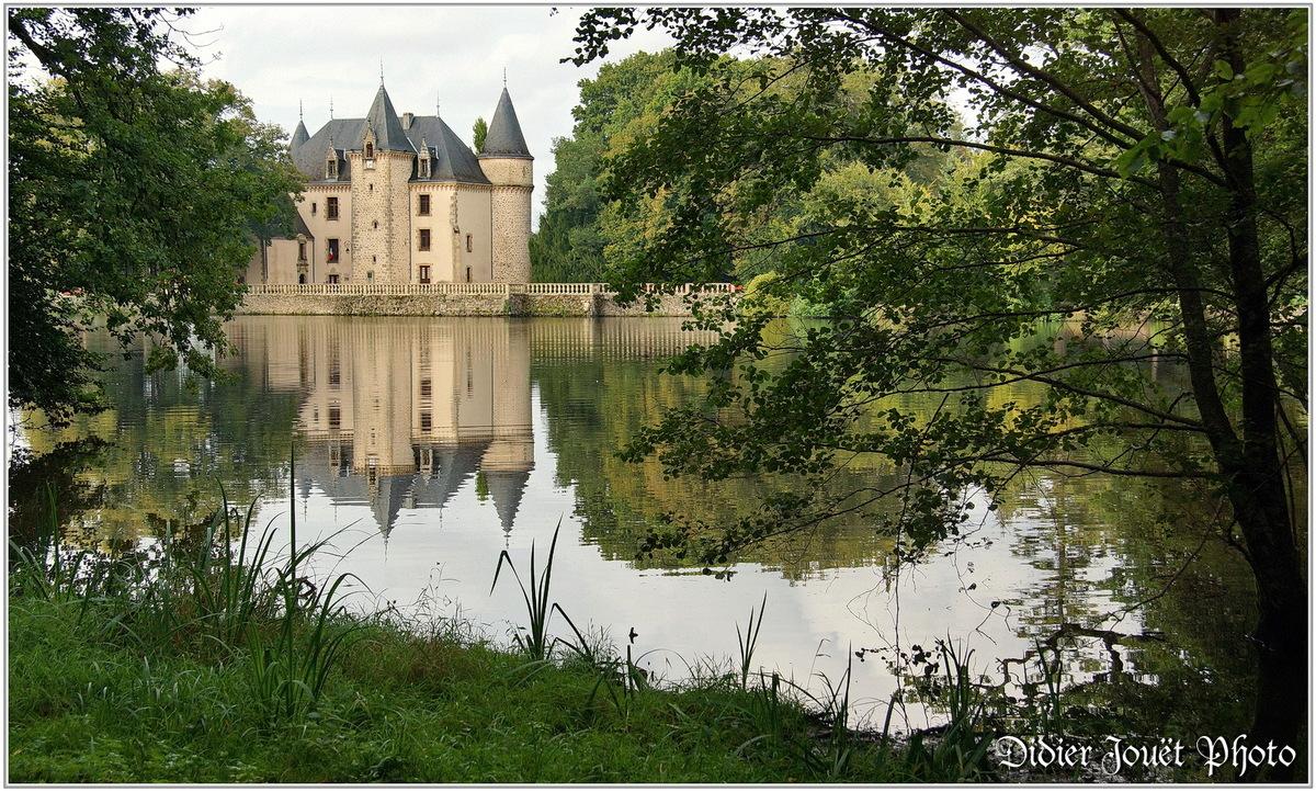 (87) Haute-Vienne - Nieul (1) - Château de Nieul