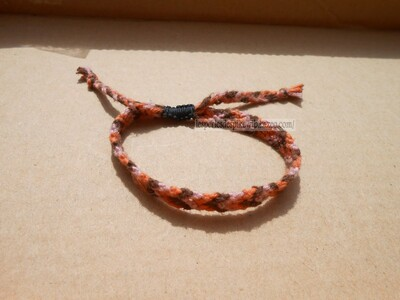 Bracelet Brésilien Modèle Chevron (1)