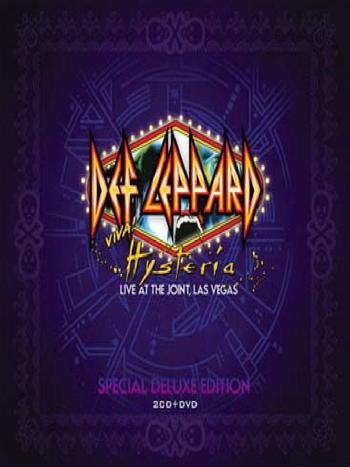 DEF LEPPARD_Viva! Hysteria_Deluxe Edition