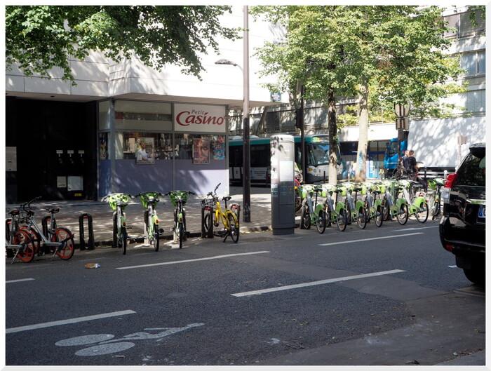 Photos de Paris - Quartier de BERCY.