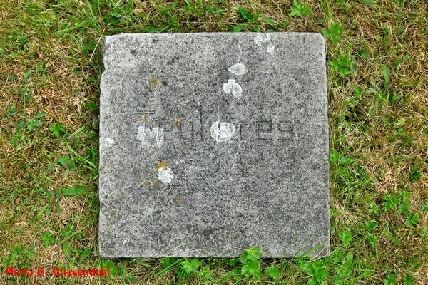 Des soldats français tombés pendant la guerre de 1870 sont enterrés en Allemagne, dans la ville de Hamm