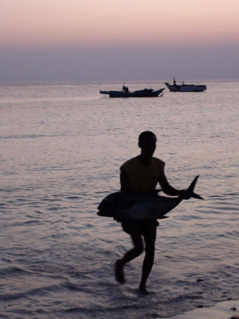 Jeudi 29 Septembre 2011 - Repos au Bungalow Pantai Bira.
