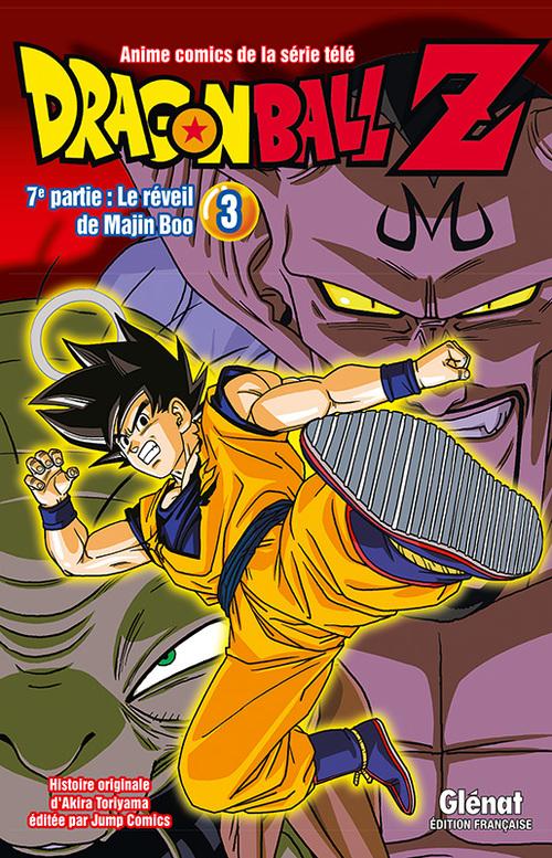 Dragon ball Z - 7ème partie 3- Le réveil de Majin Boo - Akira Toriyama
