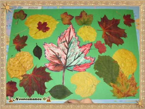 L'automne par Clémence