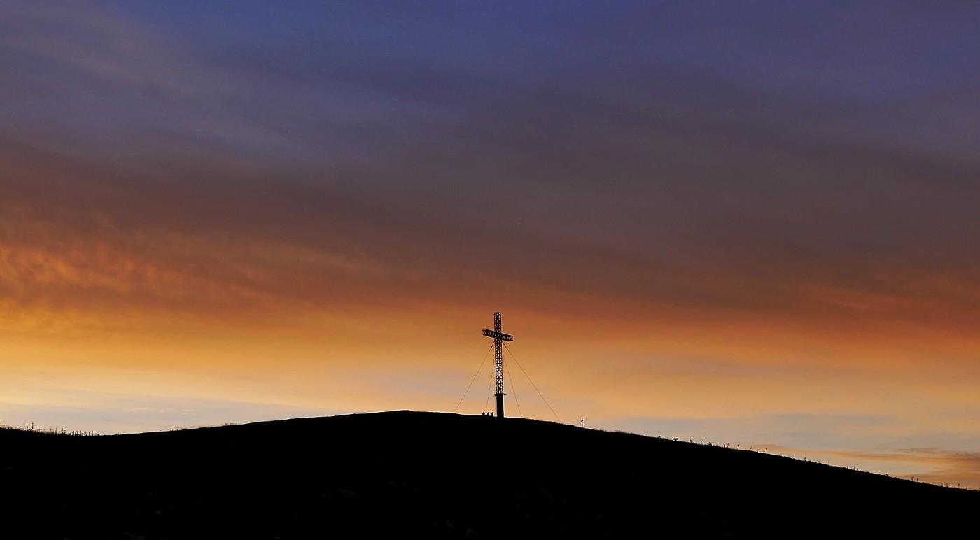 Le 4 juillet 2020: Le coucher du soleil au Grand Colombier