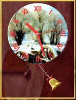 Horloges de Noël