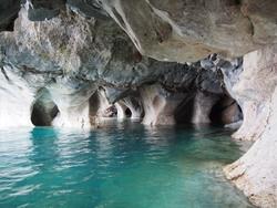 Les grottes de marbre