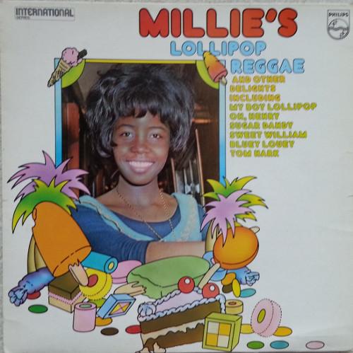 Millie Small - Millie's Lollipop Reggae And Other Delights (1970) [Ska, Reggae, Bluebeat]