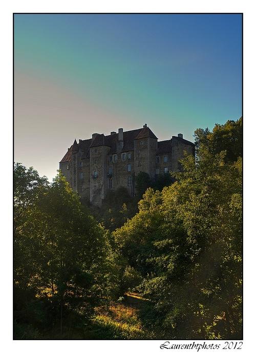 Chateau de Boussac (23)