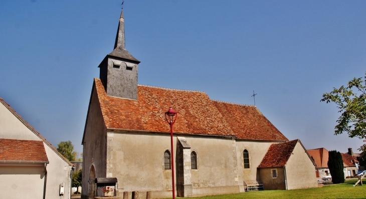 !église Saint-Fiacre - Lugny-Champagne