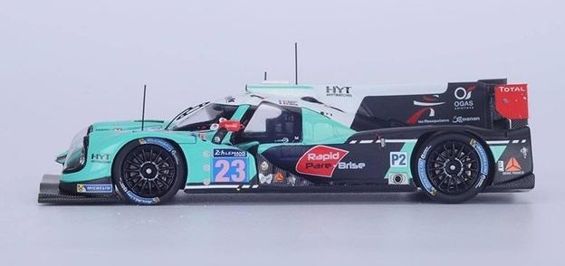 Ligier II   (2014-2017)