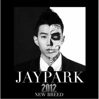 Jay Park  New Breed 2012
