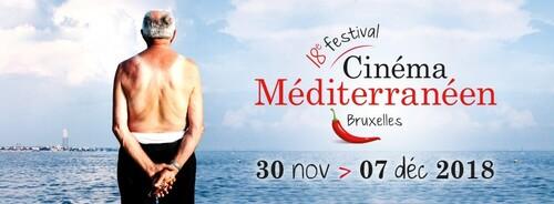 CINEMAMED Bruxelles 2018