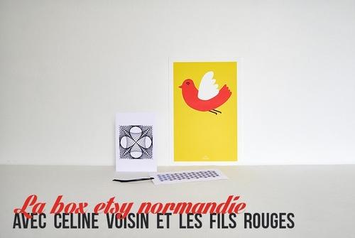 Céline Voisin et Les Fils Rouges