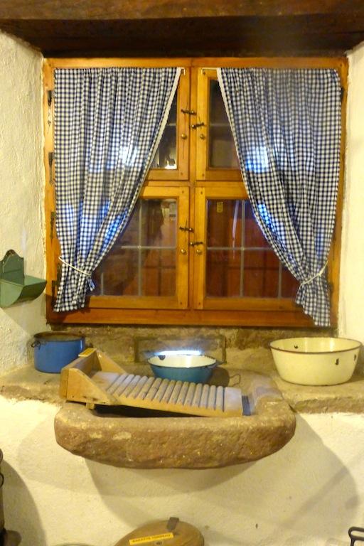Maison du Val de Villé à Albé: