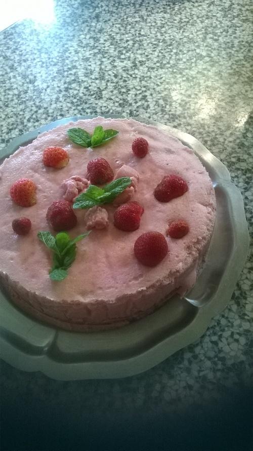 gâteau fait hier soir