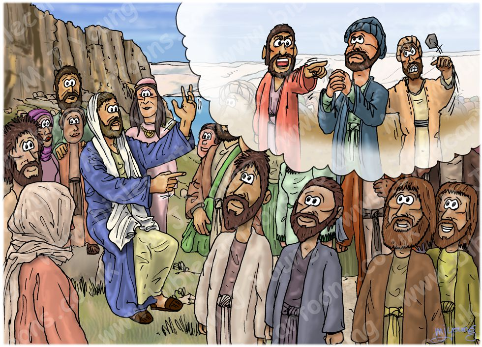 Matthew 05 - The Beatitudes - Scene 05 - Blessed are the persecuted 980x706px col.jpg