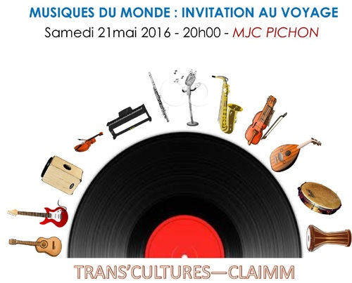 MUSIQUES DU MONDE : INVITATION AU VOYAGE