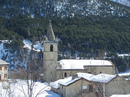 Eglise de Sollières