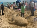 Le Festival de sculptures sur sable