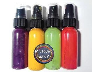 DIY : préparer des sprays pour les productions visuelles