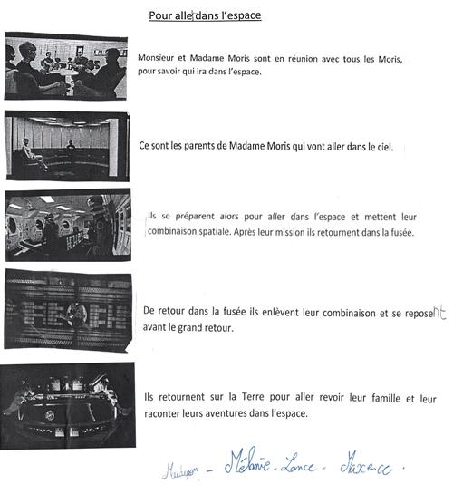 """""""2001 L'Odyssée de l'espace"""" revisité..."""