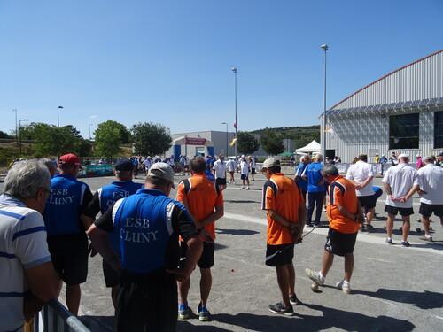 Une Journée au Championnat de France Veterans à NYONS le 1 septembre 2017
