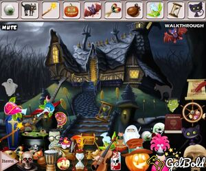 Jouer à Halloween little witch escape