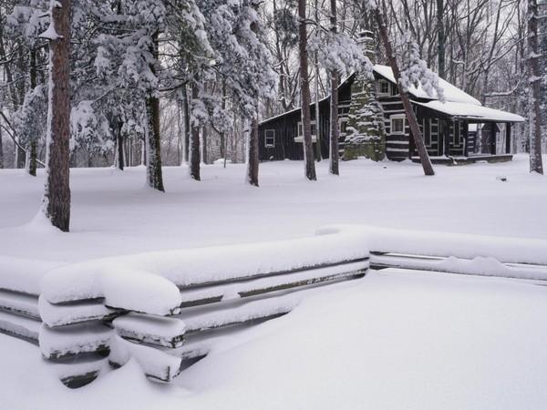 5 images ou gifs d'hiver