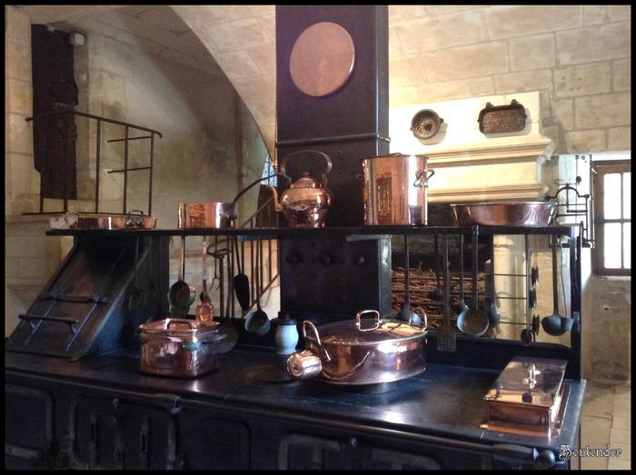 Chenonceau : Les cuisines