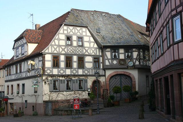 Blog de lisezmoi : Hello! Bienvenue sur mon blog!, L'Allemagne : La Bavière - Lohr am Main -