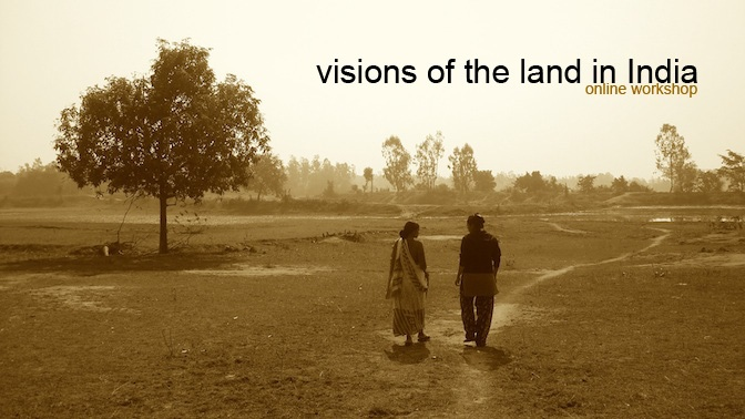 Visions of the land in India (by marc hatzfeld)
