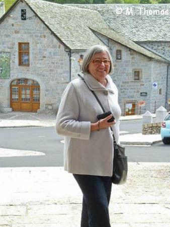 Mireille Thomas : autour du patrimoine