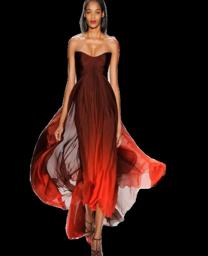 tubes femmes robes longues