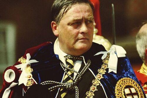Mort du Duc de Westminster