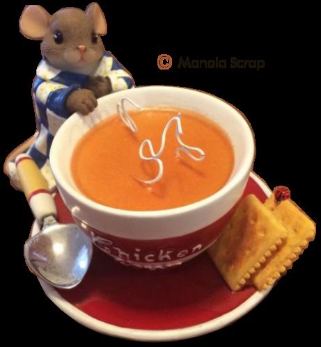 Les petites souris a la cuisine