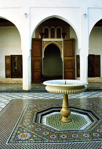 Palais de la Bahia (Marrakech)