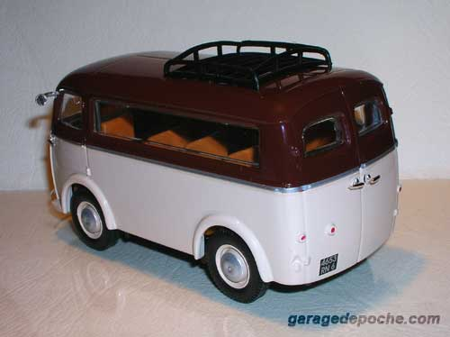 Chenard & Walcker Mini bus