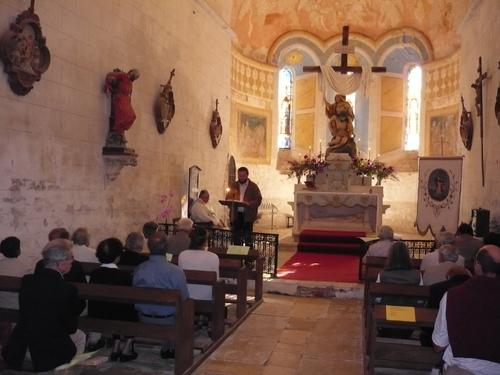 31 août 2014 : journée de pèlerinage