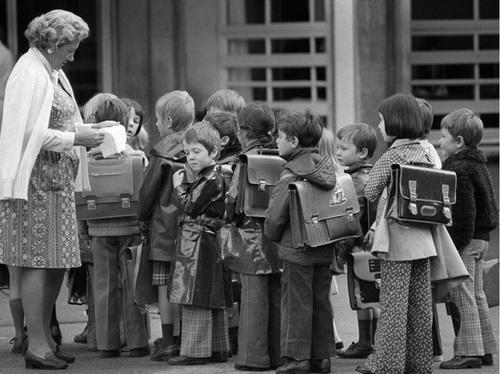 10 - La rentrée scolaire