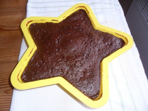 *** Gâteau au chocolat au micro-ondes ***