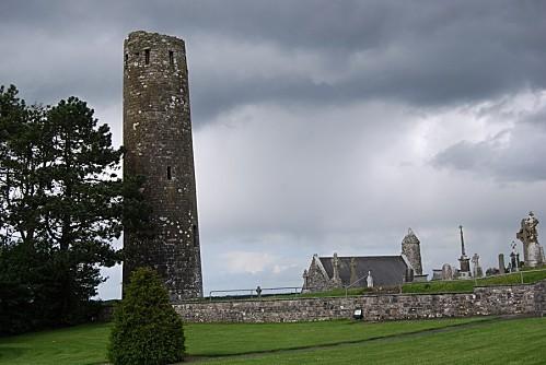 Clonmacnoise - La tour