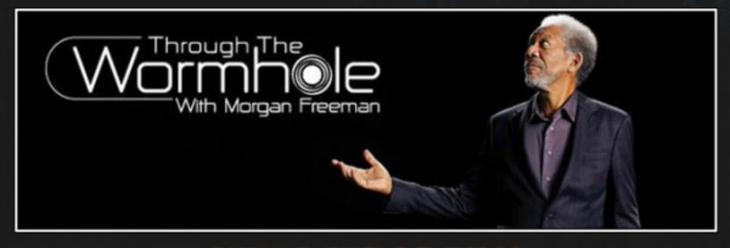 Morgan Freeman : Voyage dans l'espace-temps
