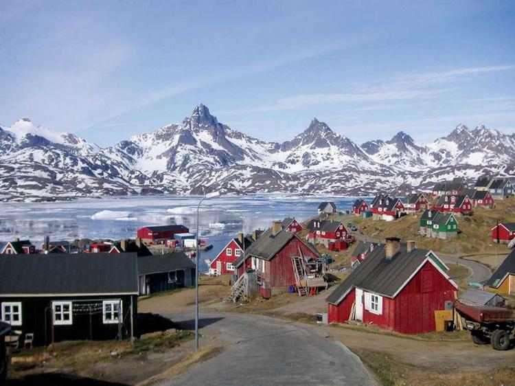Images du monde : Groenland 2