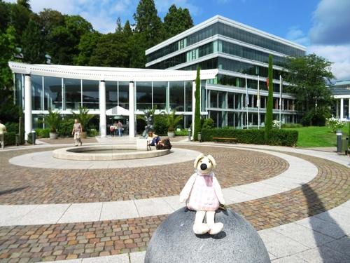 Quand Minizup'Rosa découvre le sud de l'Allemagne