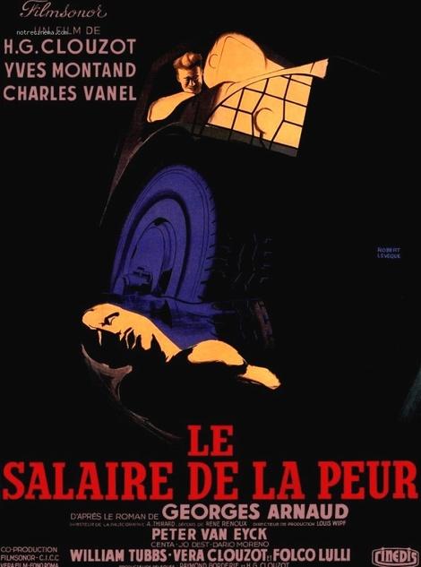 LE SALAIRE DE LA PEUR BOX OFFICE FRANCE 1953