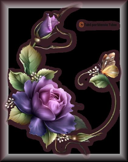 Tube fleurs 2932